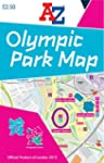 London 2012 Olympic Park Map