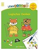 Lernraupe - Logisches Denken: Mit abwischbarem Stift
