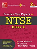 Practice Papers for NTSE