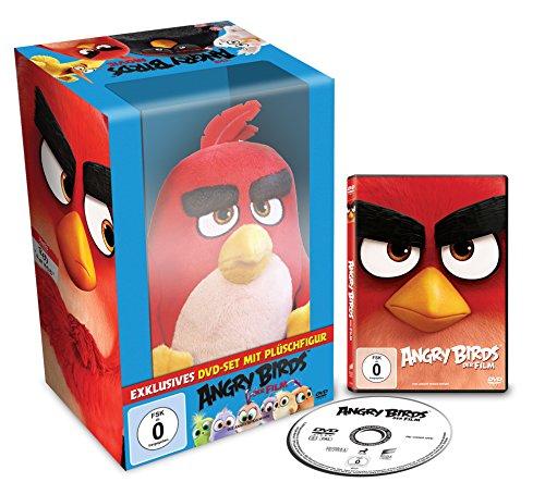 Angry Birds - Der Film (+ Plüschfigur)