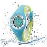 Kids Digital Sport Watch Outdoor Waterproof LED Watch with Alarm for Child Boy Girls Gift Kids Watch