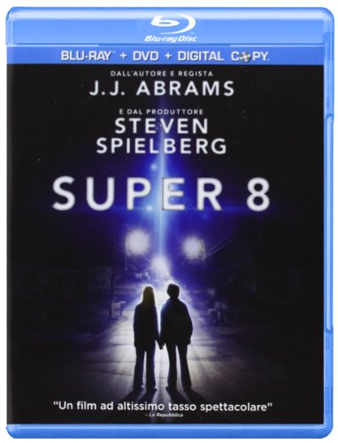 Super 8 (+DVD+digital copy) [Italia] [Blu-ray]