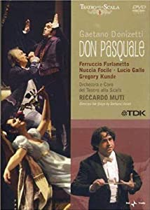 Donizetti;Gaetano Don Pasquale