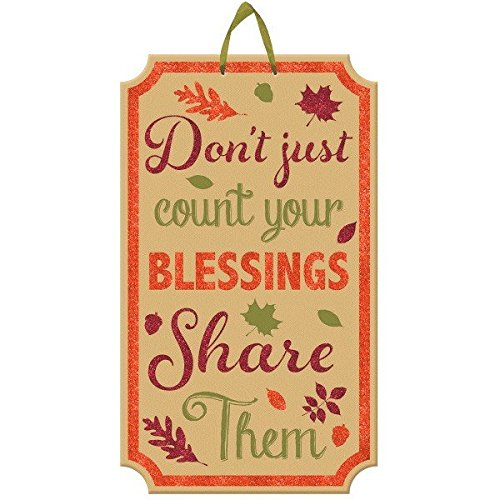 share your blessings this fall