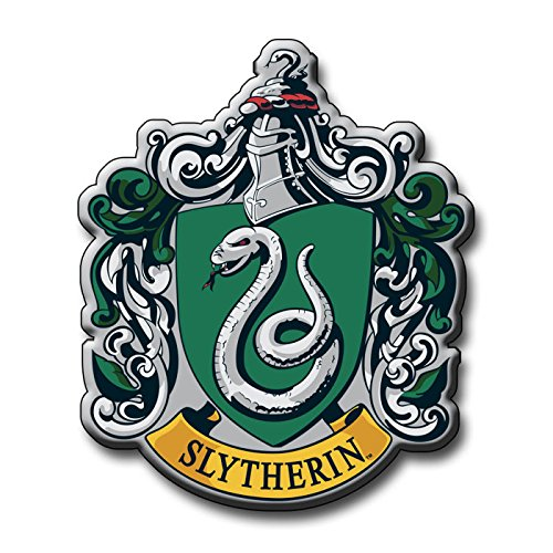 Harry Potter Magnet Slytherin Crest - 1