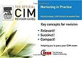 echange, troc Marketing Knowledge Ltd - Marketing in Practice