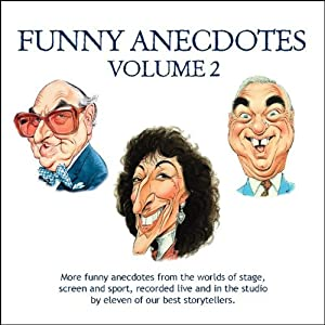 Funny Anecdotes, Volume 2 Audiobook