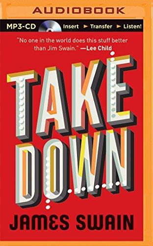 Take Down by James Swain (2015-02-10)