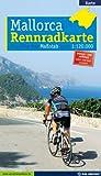Rennradkarte Mallorca: Alle Rennradstrecken auf Mallorca