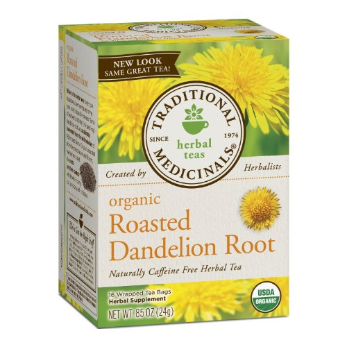 Traditional Medicinals Tea - Dandelion Root Organic