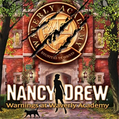 Nancy Drew: Warnings At Waverly Academy on Windows Vista/XP