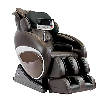 Osaki Os-4000T a Zero Gravity Deluxe Massage Chair, New Foot Roller, S-track Movable Intelligent Massage Robot , 6 Massage Styles