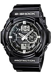 Casio G-Shock GA-150BW-1AER Watch Black & silver Edition