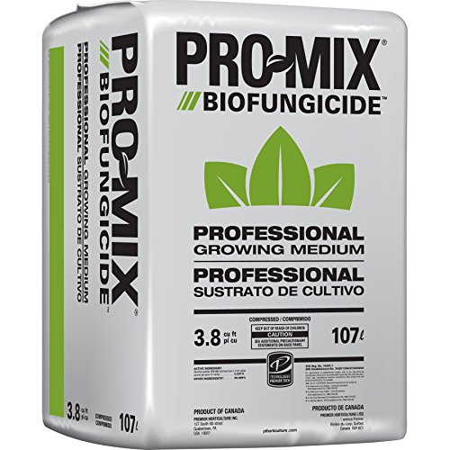 Premier Horticulture 3.8Cf Pro Mix Hp Comp With Biofungicide