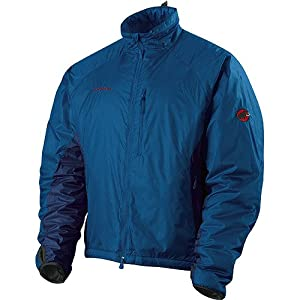 Mammut Men's Stratus Jacket (Hydro-Midnight, Large)