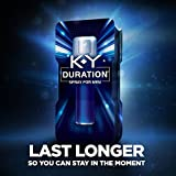 K-Y Duration Spray for Men - Last Longer and Stay in the Moment, 36 sprays / 0.16 fl oz, Also available in 100 sprays, 0.36 fl oz