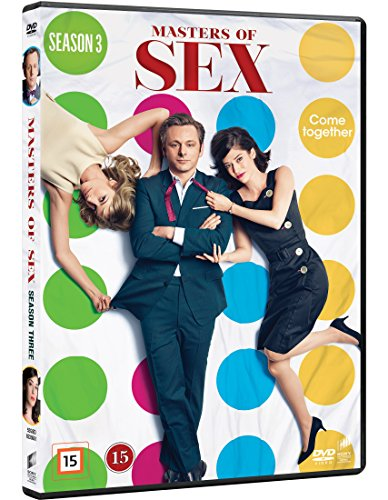 Master of Sex: Stagione 3 (4 DVD)