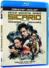 Sicario [Blu-ray + Digital Copy]