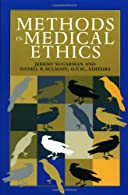 Methods in Medical Ethics by Sugarman