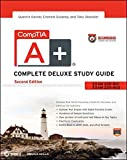 img - for CompTIA A+ Complete Deluxe Study Guide Recommended Courseware: Exams 220-801 and 220-802 book / textbook / text book
