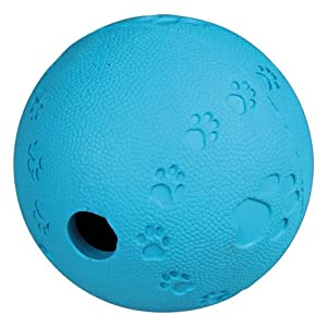 Trixie Dog Activity Snack Ball, 9 cm (Various Colours) from Trixie