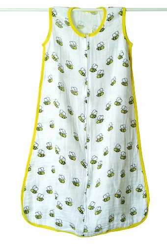 aden 1,0 TOG lovely ellie 12-18months anais classic sleeping bag