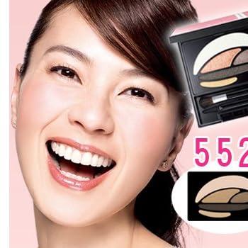 ソフィーナ AUBE オーブクチュールデザイニングインプレッションアイズ552ブラウン系 江角マキコ使用色