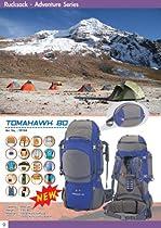 High Peak Tomahawk 80 6000ci Internal Frame Backpack