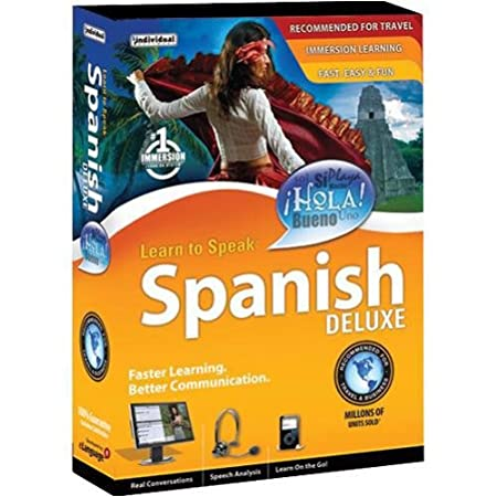 Learn/Speak Spanish Dxe 10