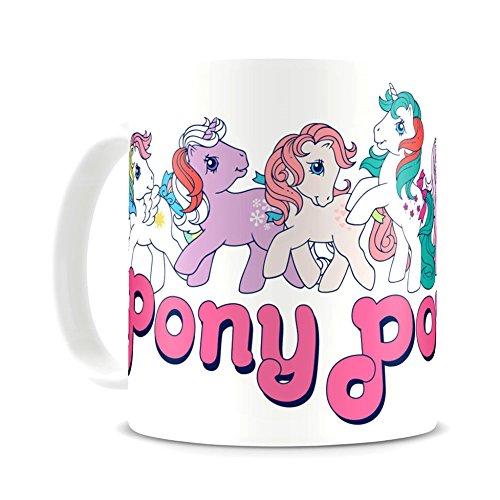Tasse de Caractère officiel My Little Pony Pony Puissance - Coffret