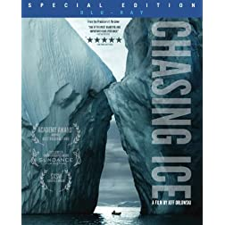 Chasing Ice [Blu-ray]