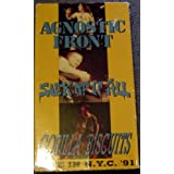 Agnostic Front:Live in NYC 91 [VHS] ~ Agnostic Front