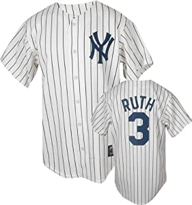 Amazon.com : Babe Ruth Youth Jersey : Sports Fan Apparel