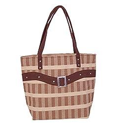 Womaniya Handicraft Eco-Friendly Jute Handbag for girl women men boys