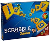 #9: Mattel Junior Scrabble Crossword Game