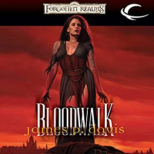 Bloodwalk Audiobook