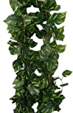 "HotEnergy 94.49"" Artificial Ivy Leaf Garland Plants Vine Fake Foliage Flowers Home Decor"