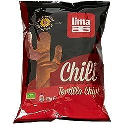 Lima Tortillas Chili Bio 90 g