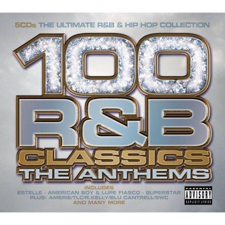 Various - 100 R&B Classics - The Anthems - Cd - Zortam Music