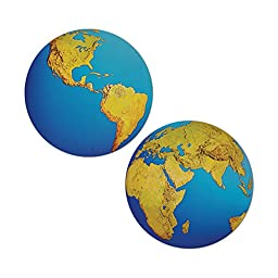 Beistle Party Decoration Accessory Planet Earth Cutout 16\