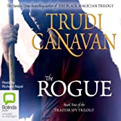 The Rogue: The Traitor Spy Trilogy, Book 2 | [Trudi Canavan]