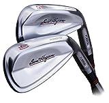 Ben Hogan Golf Men's FW1521-45TVS Iron, Right Hand, Steel, Stiff, 21-45