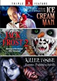 Ice Cream Man / Jack Frost 2 / Killer Tongue - Triple Feature