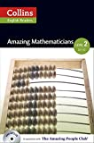 img - for Collins Elt Readers   Amazing Mathematicians (Level 2) (Collins English Readers) book / textbook / text book