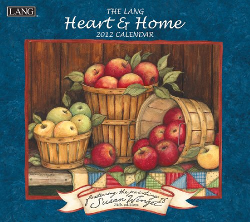 The Lang Heart & Home Calendar [With Free Bookmark]