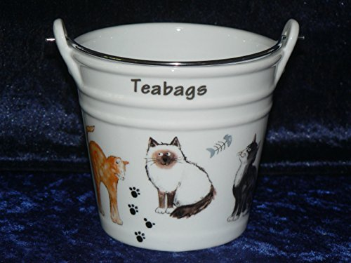 cats-kittens-design-bucket-teabag-tidy-porcelain-bucket-teabag-tidy-large