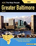 img - for ADC The Map People Greater Baltimore, Maryland book / textbook / text book