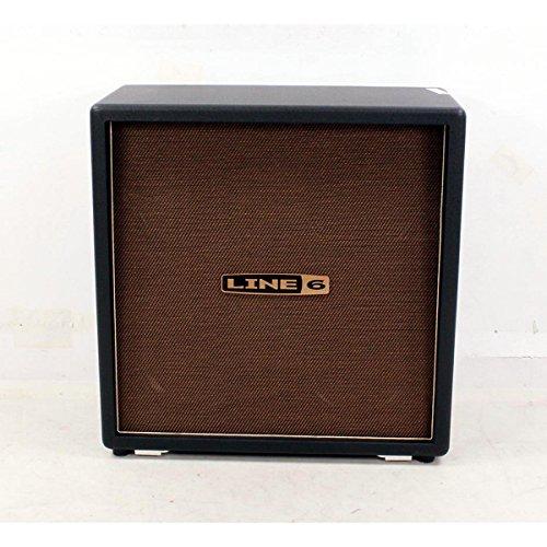 Line 6 Dt50 412 4X12 Guitar Speaker Cabinet Black 888365017419