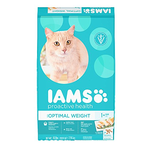 Iams ProActive Health Optimal Weight With Chicken