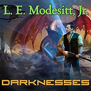 Darknesses Audiobook